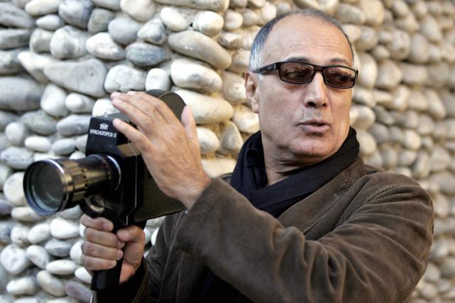 Le réalisateur Abbas Kiarostami en 2007.... (Photo Eric Estrade, AFP)