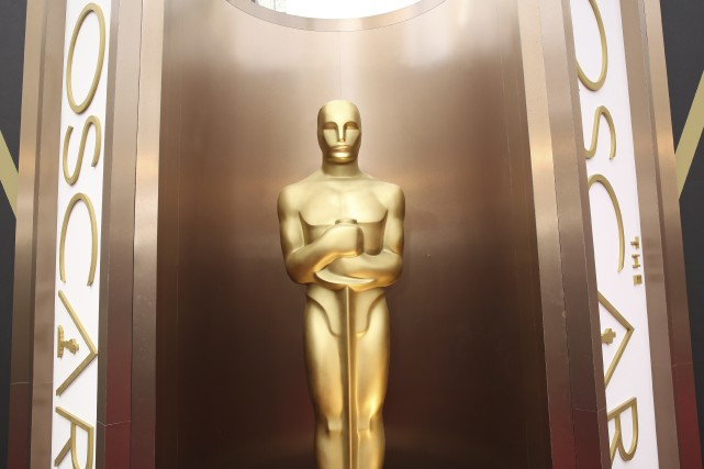 La cérémonie des Oscars sera retransmise dans plus... (AP, Matt Sayles)