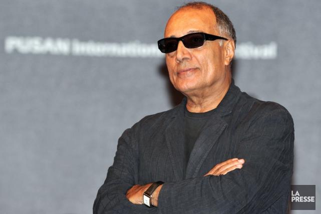 Le réalisateur Abbas Kiarostami... (Archives, AFP)