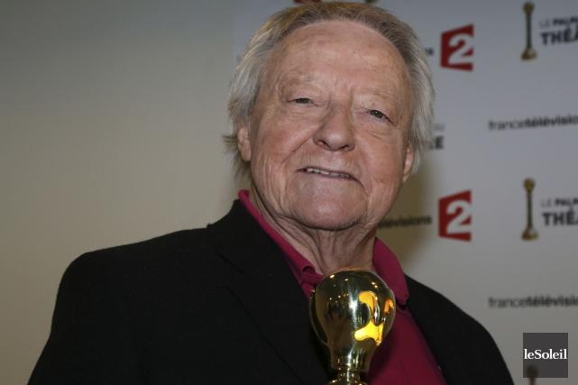 Roger Dumas (photographié en 2013) a remporté le... (Photothèque Le Soleil)