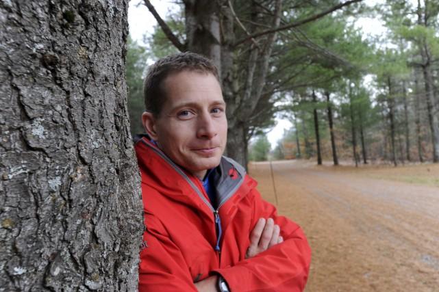 Frédéric Dion poursuivra sa préparation en vue de... (Sylvain Mayer)