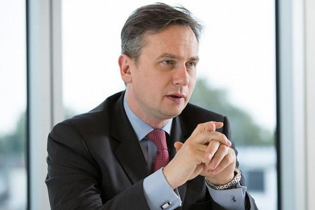 Jean-Sébastien Jacques, 44 ans, était directeur de la... (Photo riotinto.com)