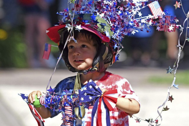 ÉDITORIAL / Alors que les Américains soulignaient leur Fête nationale, lundi,... (Associated Press)