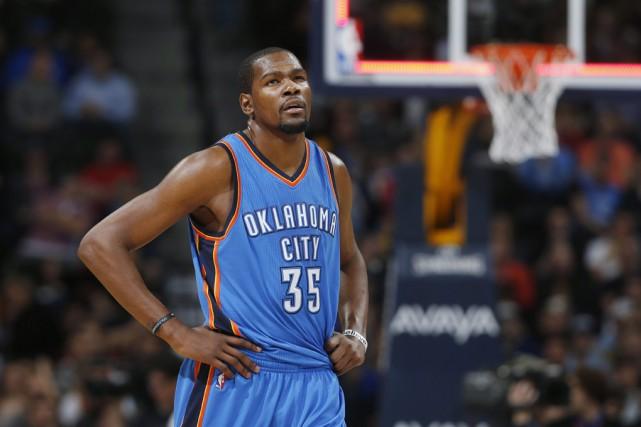 Kevin Durant se joindra aux Warriors de Golden... (Associated Press)