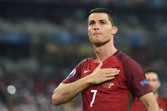 Cristiano Ronaldo... (AP)