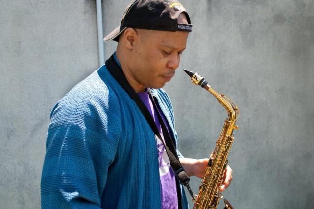 Le saxophoniste Steve Coleman se trouve actuellement dans... (Photo Patricia Magalhaes, fournie par Spectra)