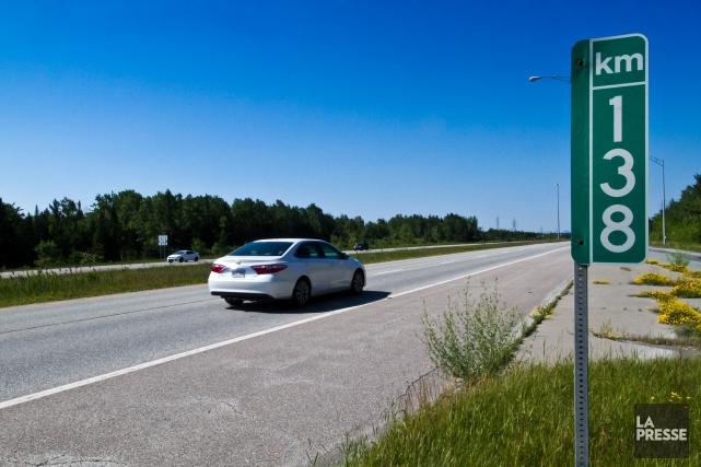 Leministère des Transports du Québec(MTQ) procédera à des travaux dans le but... (Spectre Média, René Marquis)