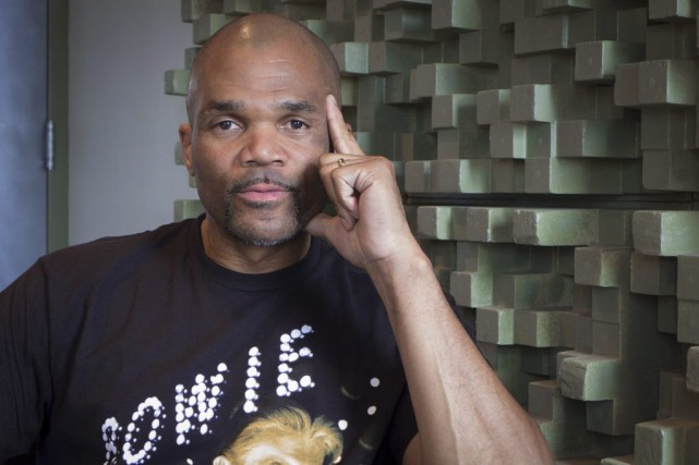 Darryl McDaniels... (PHOTO LA PRESSE CANADIENNE)