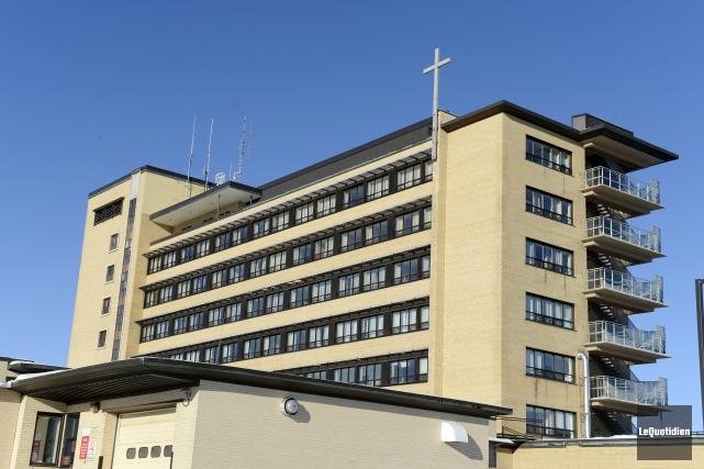 Le Centre intégré universitaire de santé et de... (Archives Le Quotidien)