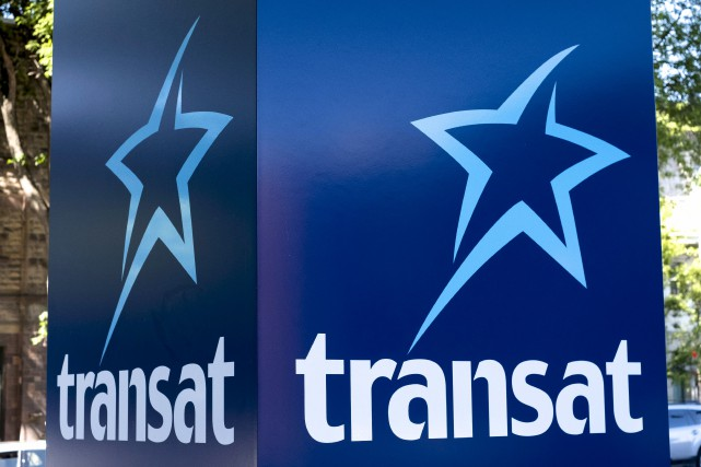 La menace de grève chez Air Transat est écartée, a annoncé, tard lundi, le... (La Presse Canadienne, Paul Chiasson)