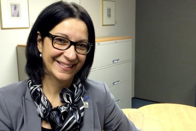 La directrice générale de la municipalité de Trois-Rivières,... (Photo courtoisie)