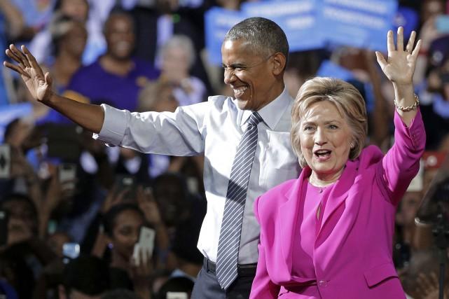 Le président Barack Obama a livré mardi à... (AFP, Nicholas Kamm)