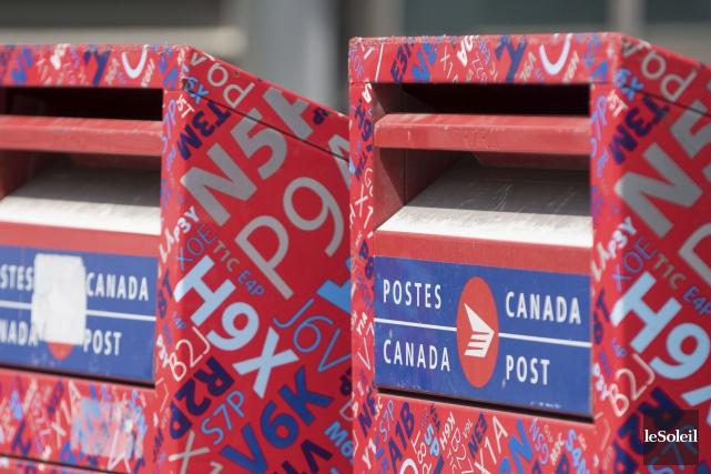 Postes Canada a lancé un ultimatum devant les... (Le Soleil, Alice Chiche)