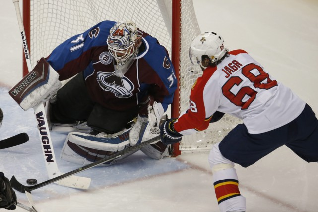 Calvin Pickard... (PHOTO David Zalubowski, archives AP)