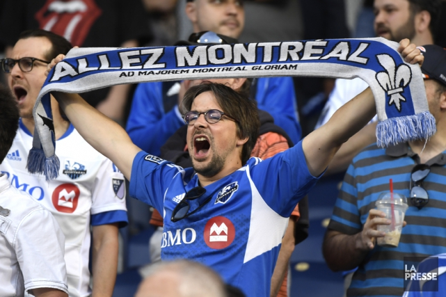 L'Impact de Montréal disputera un match amical contre... (Archives La Presse)