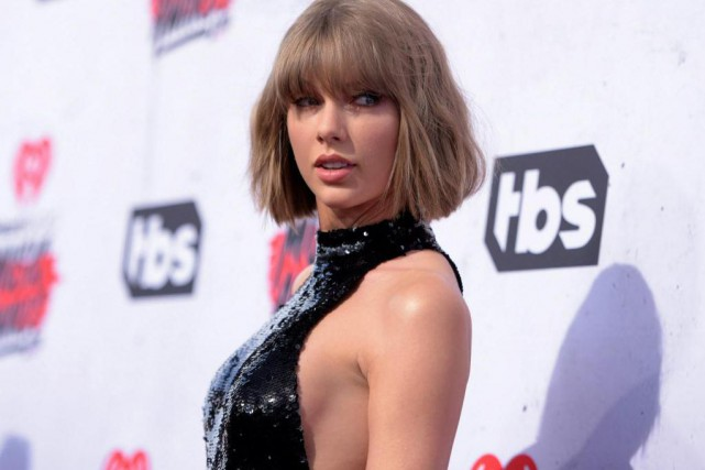 Taylor Swift... (Photo Richard Shotwell, Archives Associated Press)