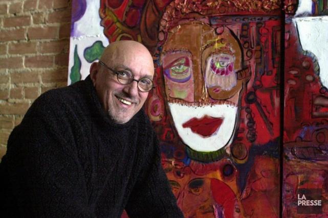 André Montmorency en 2003.... (PHOTOMICHEL GRAVEL, ARCHIVES LA PRESSE)