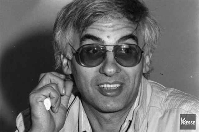 Paul Bley en 1984.... (PHOTO RÉAL SAINT-JEAN, ARCHIVES LA PRESSE)