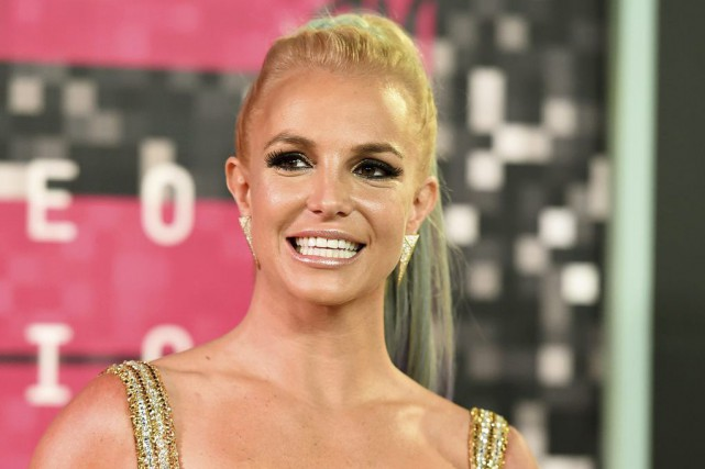 Britney Spears... (Photo Jordan Strauss, Invision/Archives AP)