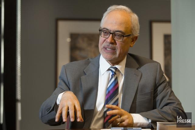 Le ministre des Finances, CarlosLeitão... (Archives La Presse)
