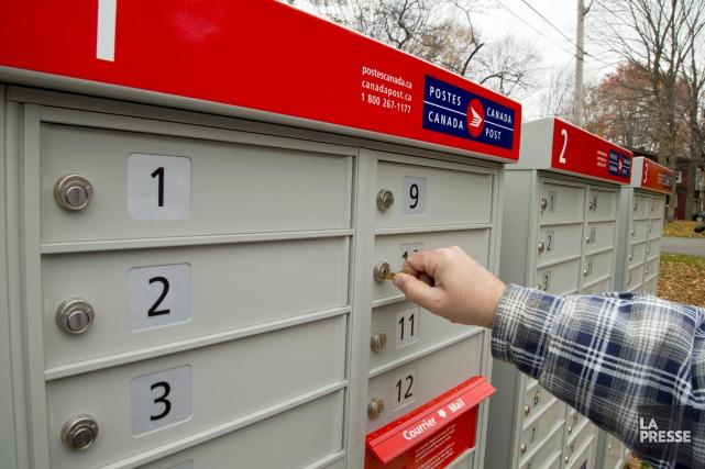 Les syndicats des employés de Postes Canada semblent avoir une mauvaise... (Archives, La Presse)