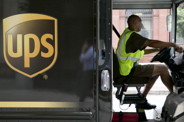 UPS Canada a engagé quelque 300 personnes à... (archives Bloomberg)