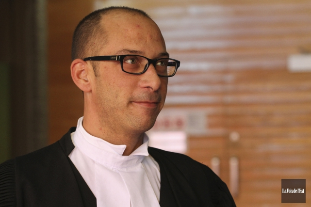 Le Barreau du Québec a récemment trouvé l'ex-avocat... (archives La Voix de l'Est)