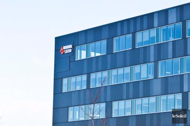 Corporoche, la corporation qui chapeaute Roche, rebaptisée Norda... (Photothèque Le Soleil, Caroline Grégoire)