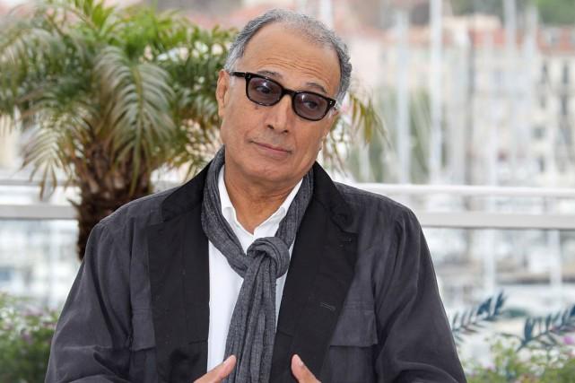 Abbas Kiarostami est décédé en France d'un cancer... (archives Agence France-Presse)