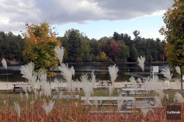 L'état de santé du lac Beauchamp fait craindre... (Etienne Ranger, Archives LeDroit)