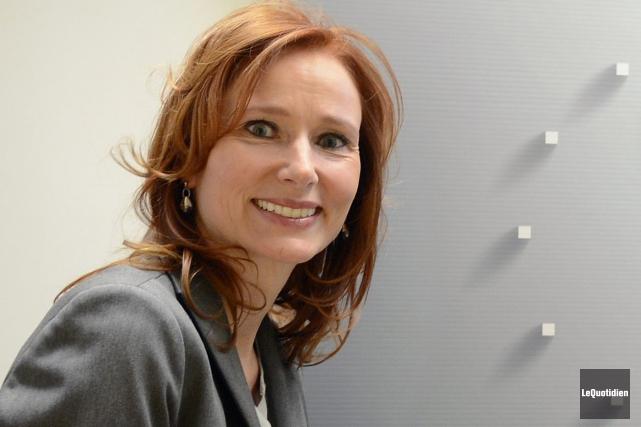 Marie-Josée Morency a été nommée mercredi membre indépendante... (Archives Le Quotidien, Jeannot Lévesque)