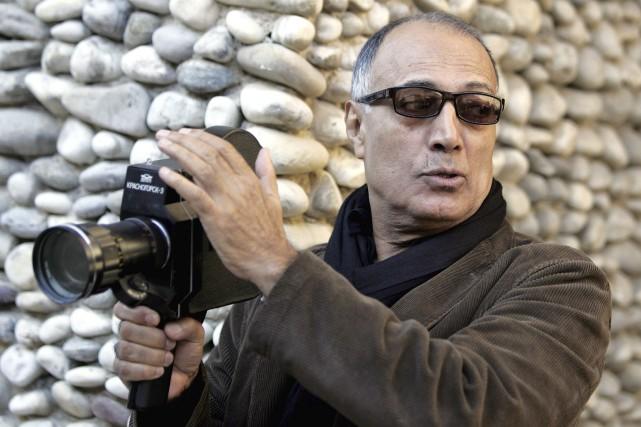 Abbas Kiarostami en 2007... (Archives AFP)