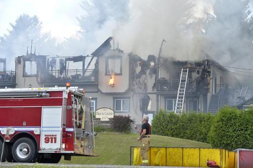 Le service de protection contre les incendies de la Ville de Magog privilégie... (Spectre Média, Maxime Picard)