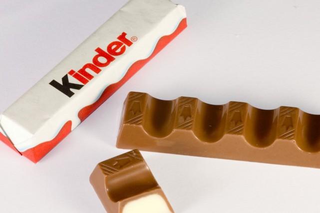 Lacontamination proviendrait des emballages des barres chocolatées.... (Wikipédia)