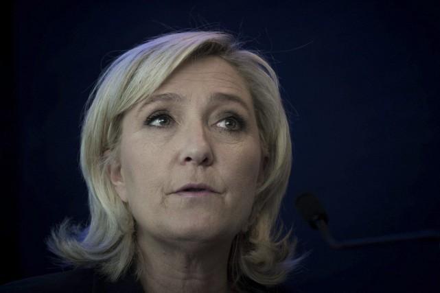 «Madame Le Pen (...) fait la campagne d'Hitler»,... (Archives, Agence-France Presse)