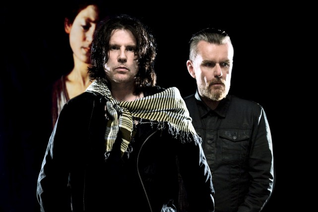 Ian Astbury et The Cult viennent de lancer leur 10e album.... (PHOTO ARCHIVES LA PRESSE)
