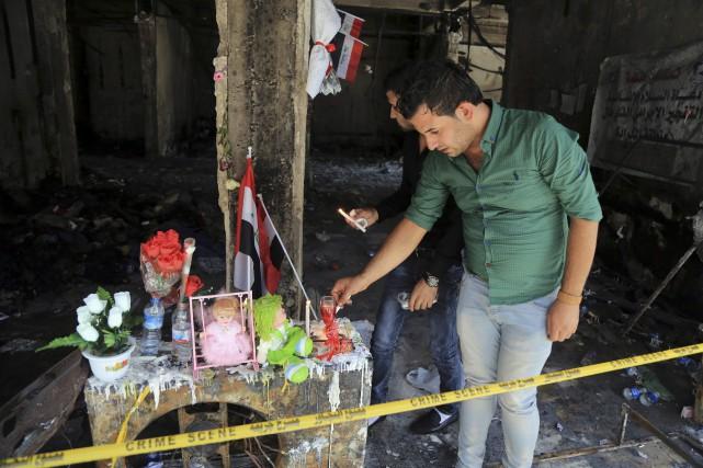 Cette attaque s'est produite cinq jour après un... (Photo Karim Kadim, AP)