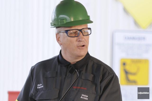 Alain Gagnon, président du Syndicat des employés de... (Archives Le Quotidien, Mariane L. St-Gelais)