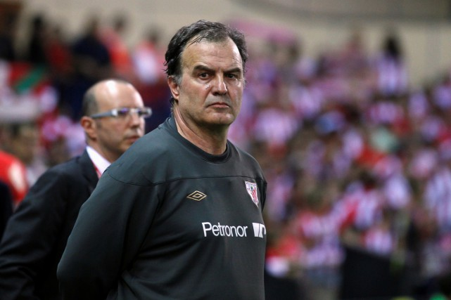 L'Argentin Marcelo Bielsa... (PHOTO Juan Medina, ARCHIVES REUTERS)