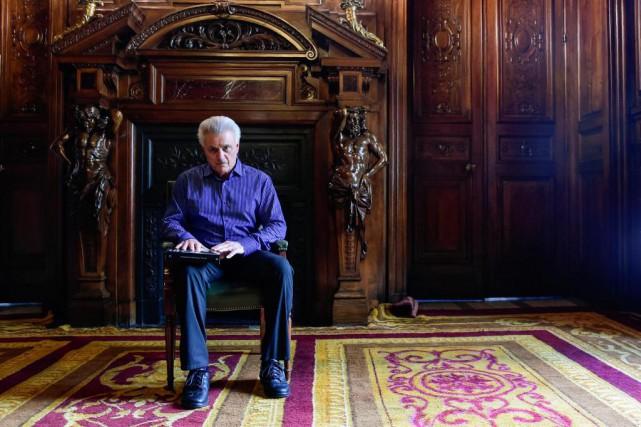 John Irving est passé maître dans l'art de... (PhotoJAVIER SORIANO, archives Agence France-Presse)