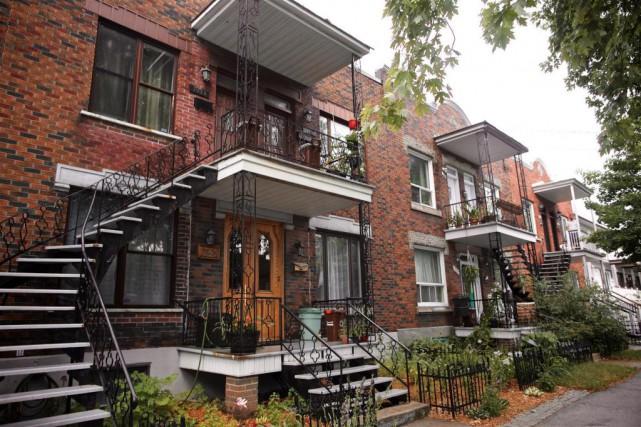 En achetant un immeuble à revenus, vous devrez... (Photo André Pichette, La Presse)