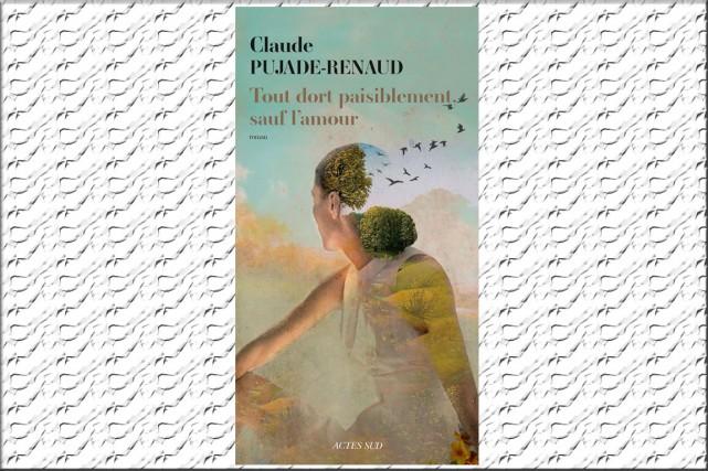 Tout dort paisiblement, sauf l'amour, de Claude Pujade-Renaud...