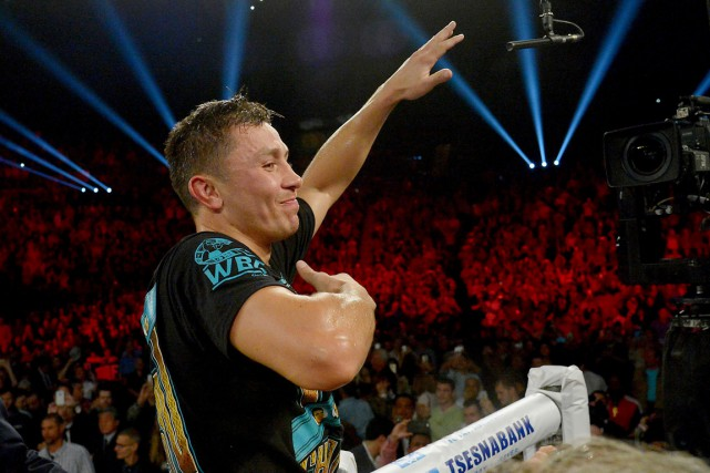 Gennady Golovkin... (PHOTO  Jayne Kamin-Oncea, ARCHIVES USA TODAY)