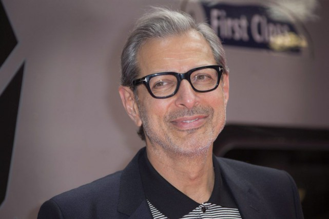 Jeff Goldblum... (Photo Joel Ryan, Invision/Archives AP)