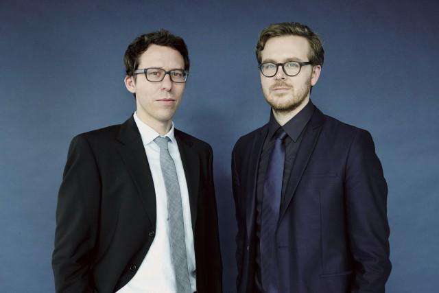 Une taupe anonyme et deux journalistes. Deux noms: Jürgen Mossack et Ramón... (© Stephanie Füssenich)