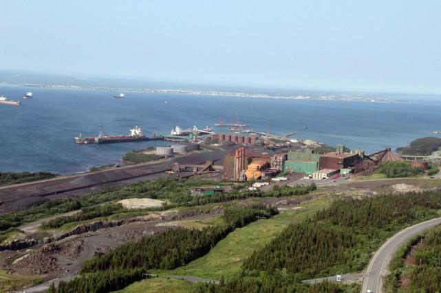 Québec a notamment mis la main sur les... (Photo fournie par Cliffs Natural Resources)