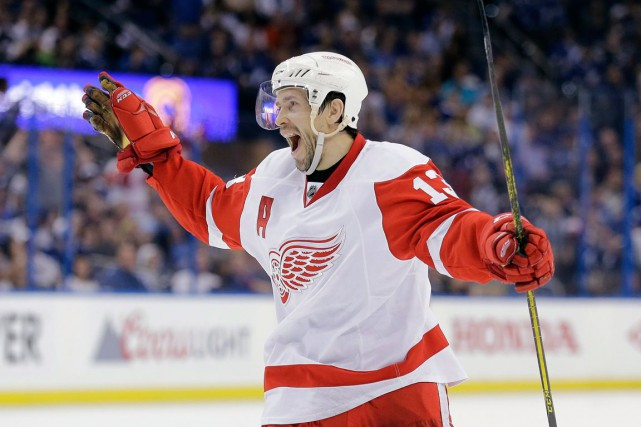 Pavel Datsyuk... (Archives, Associated Press)