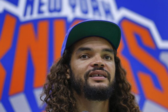 Le nouvelle acquisition des Knicks de New York,... (AP, Julie Jacobson)