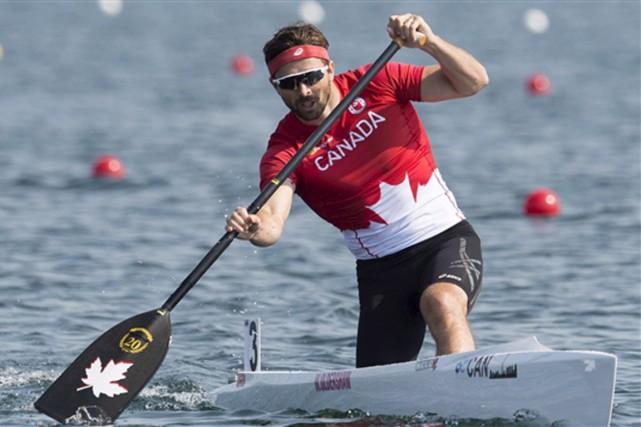 Mark Oldershaw, médaillé de bronze aux Jeux olympiques... (La Presse Canadienne)