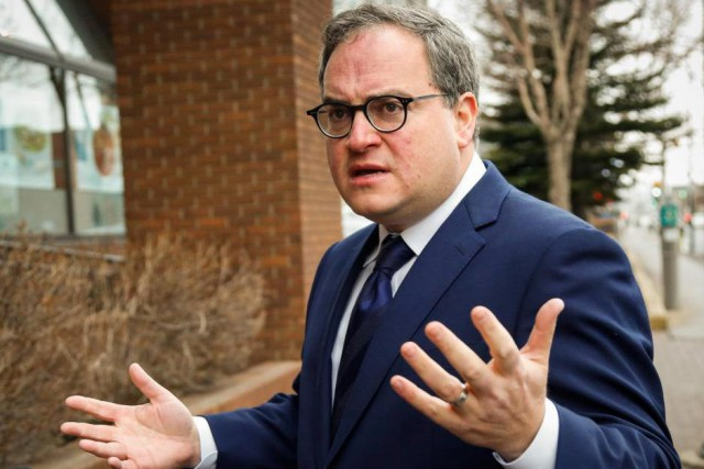 Ezra Levant affirme que sa plus récente publicité... (Photo archives La Presse Canadienne)